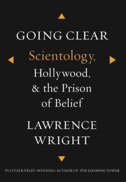 Cover of: Going Clear by Lawrence Wright