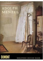 Cover of: Adolph Menzel by Jens Christian Jensen