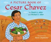 Cover of: A picture book of Cesar Chavez | David A. Adler