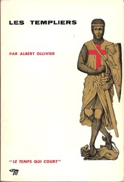 Cover of: Les Templiers | Albert Ollivier
