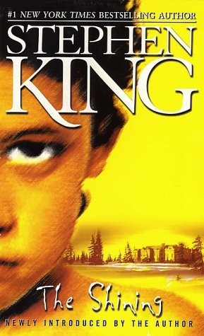 Image result for the shining book cover