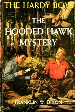 The Hooded Hawk Mystery by Franklin W. Dixon