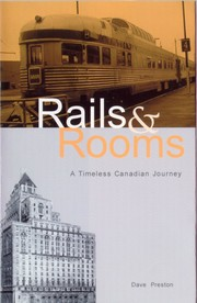 Cover of: Rails & rooms by Dave Preston