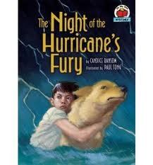 Night of the hurricane's fury by Candice F. Ransom