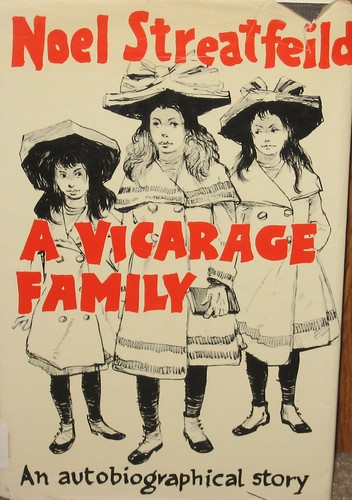 A vicarage family by Noel Streatfeild