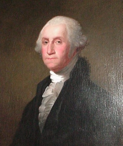 George Washington by William Makepeace Thayer