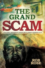 Cover of: The Grand Scam | Rob Rose