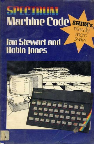 Spectrum Machine Code by Ian Stewart