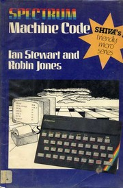 Cover of: Spectrum Machine Code by Ian Stewart