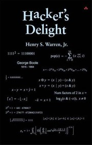 Cover of: Hacker's delight by Henry S. Warren Jr.