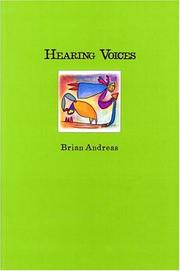 Cover of: Hearing Voices - Collected Stories & Drawings | Brian Andreas
