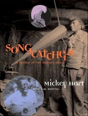 Cover of: Songcatchers by Mickey Hart
