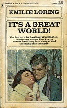 Cover of: It's a Great World by Emilie Baker Loring