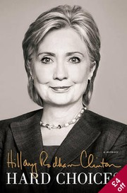Cover of: HARD CHOICES | Hillary Rodham Clinton