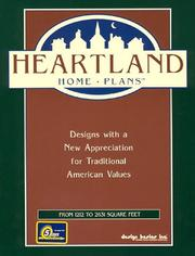 Cover of: Heartland Home Plans by Design Basics Inc.