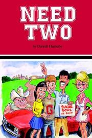 Cover of: Need Two | Darrell Huckaby