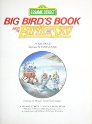 Cover of: Sesame Street Earth And Sky | Golden Books