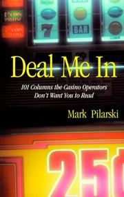 Cover of: Deal Me in | Mark Pilarski