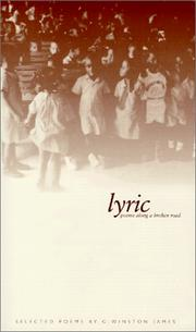Cover of: Lyric by G. Winston James