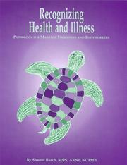 Cover of: Recognizing Health and Illness by Sharon Burch