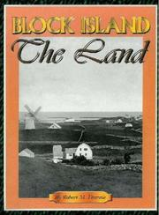 Cover of: Block Island | Robert M. Downie