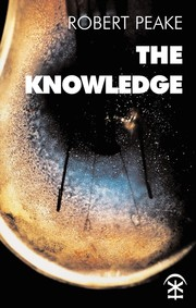 Cover of: The Knowledge | Robert Peake