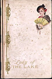 Cover of: The lady of the lake | Sir Walter Scott