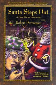 Cover of: Santa Steps Out by Robert Devereaux