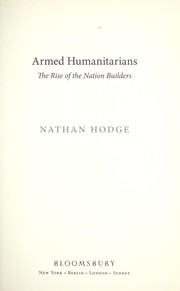 Cover of: Armed humanitarians | Nathan Hodge