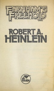 Cover of: Farnham's Freehold by Robert A. Heinlein