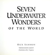 Cover of: Seven underwater wonders of the world | Rick Sammon