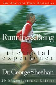 Cover of: Running and being by George Sheehan