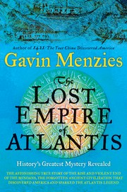 Cover of: The lost empire of Atlantis | Gavin Menzies
