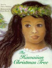 Cover of: The Hawaiian Christmas tree | Dawn Adrienne