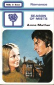 Cover of: Season Of Mists by Anne Mather