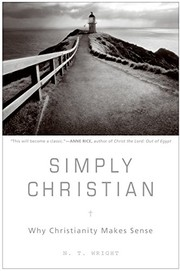 Cover of: Simply Christian by N. T. Wright