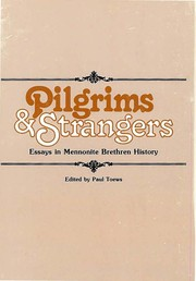 Pilgrims and Strangers