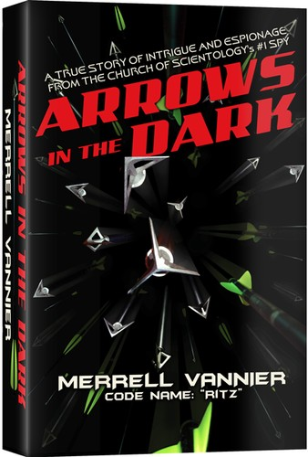 Arrows in the Dark by Merrell Vannier