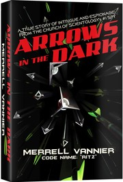 Cover of: Arrows in the Dark | Merrell Vannier