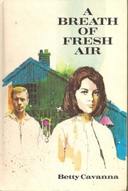 Cover of: A breath of fresh air by Betty Cavanna