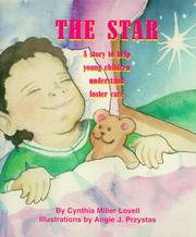 Cover of: The Star | Cynthia Miller Lovell