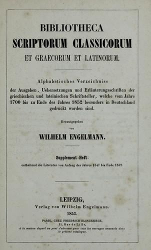Engelmann cover