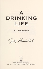 Cover of: Drinking life |