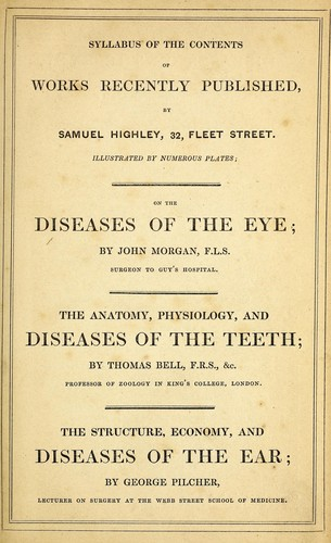 On the nature and treatment of stomach and urinary diseases: being an enquiry into the connexion of diabetes, calculus, and other affections of the kidney and bladder, with indigestion by William Prout