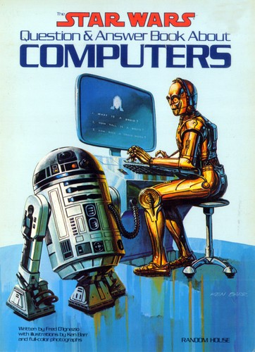 The Star Wars Question & Answer Book about Computers by Fred D'Ignazio