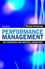 Cover of: Performance Management by Michael Armstrong
