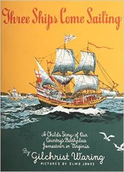 Cover of: Three ships come sailing | Gilchrist Waring