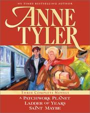 Cover of: A patchwork planet | Anne Tyler