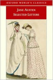 Cover of: Selected Letters by Jane Austen
