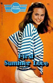 Cover of: First Summer Love by Stephanie Foster